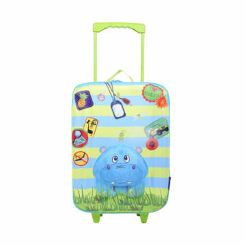 Wildpack 80162 Large Hippo Trolley Bag_1
