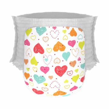 Happy Diapers Pant Popok Bayi - Love Me [Size M30 pcsA09]_1