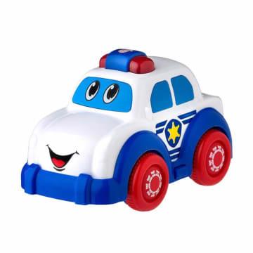 Playgro Sounds and Lights Police Car Mainan Anak 112859_1