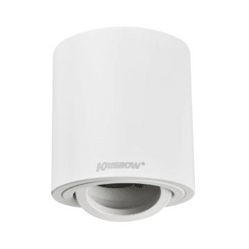 KRISBOW HOUSING LAMPU GU10 - PUTIH_1