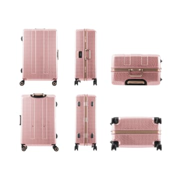 LEGEND WALKER KOPER TRAVEL METER 26 INCI - PINK_2