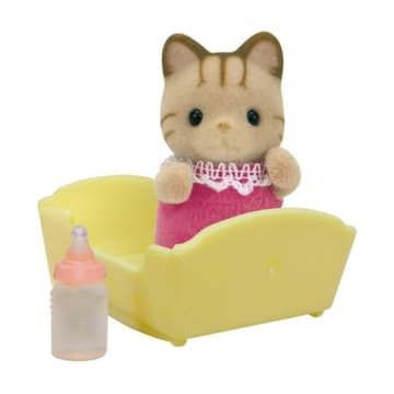 SYLVANIAN FAMILIES STRIPED CAT BABY_1