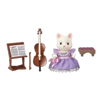 SYLVANIAN FAMILIES CELLO CONCERT SET_1