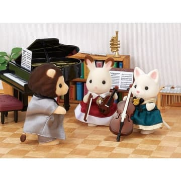 SYLVANIAN FAMILIES CELLO CONCERT SET_3