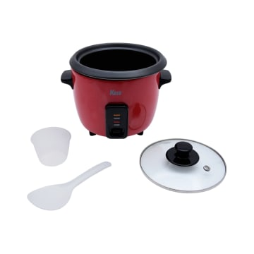 KRIS RICE COOKER MANUAL 600 ML SA-RC-CFXB12 - MERAH_2