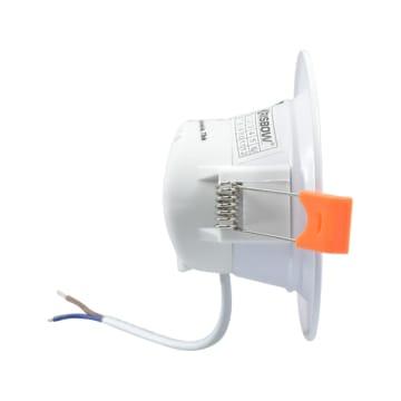KRISBOW LAMPU DOWNLIGHT SMD LED 5W 3000K_3