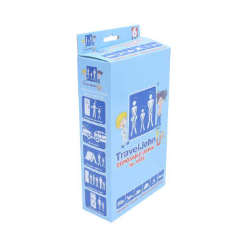TRAVELJOHN JR KANTUNG URIN ANAK 600 ML 6 PCS_2
