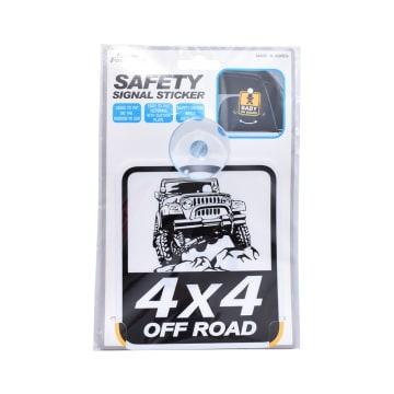 CAREX STIKER MOBIL 4X4 OFF ROAD_1