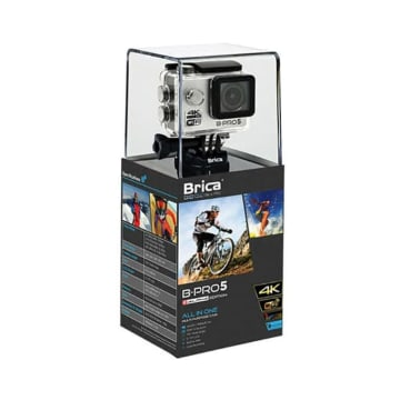 BRICA B-PRO 5 ALPHA EDITION SILVER 1.5INCH LCD + MONOPOD_5