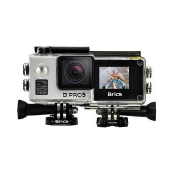 BRICA B-PRO 5 ALPHA EDITION SILVER 1.5INCH LCD + MONOPOD_2