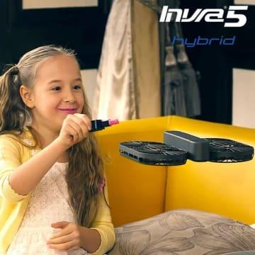 BRICA INVRA 5 HYBRID AIRSELFIE DRONE FREE B-PRO5 AE1 4K_6