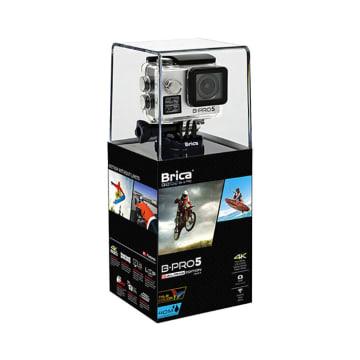 PAKET B-PRO 5 ALPHA EDITION 1 4K + MICROSD 16GB + MONOPOD - HITAM_5