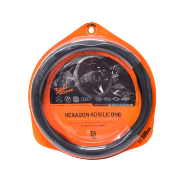 BLACK LABEL SARUNG STIR MOBIL HEXAGON 4D SILICONE - HITAM_1
