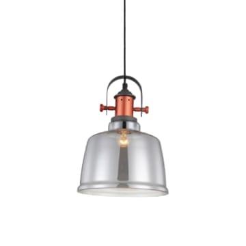 FULHAM LAMPU GANTUNG HIAS 22X100 CM - ABU-ABU_1