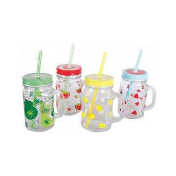 APPETITE MASON JAR SUMMER FRUIT 4 PCS_1