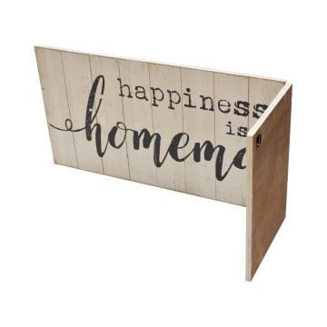 HIASAN DINDING HAPPINESS HOMEMADE 92X35.5 CM_3