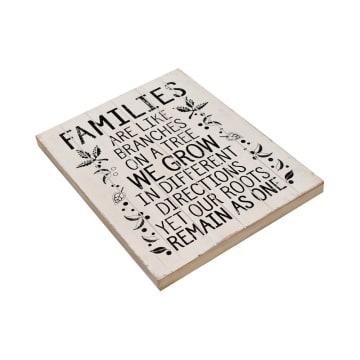 HIASAN DINDING FAMILIES TREE 118 46X60X4 CM_2