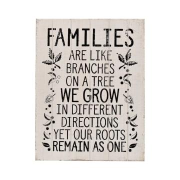 HIASAN DINDING FAMILIES TREE 118 46X60X4 CM_1