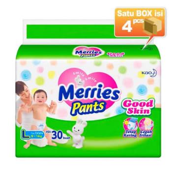 MERRIES GOOD SKIN PANTS L30 (1 KARTON)_1