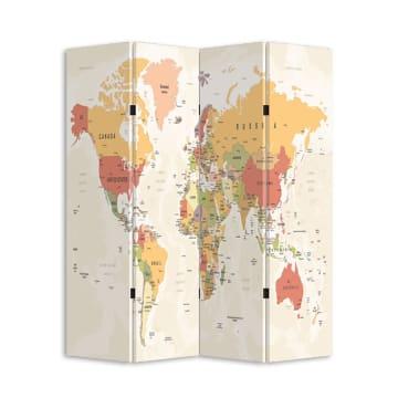 PARTISI WORLD MAP 180X161X2.5 CM_2
