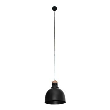 VIVO LAMPU GANTUNG HIAS 24X98 CM - HITAM_2