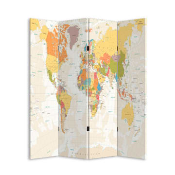 PARTISI WORLD MAP 180X161X2.5 CM_1