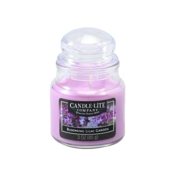 CANDLE LITE BLOOMING LILAC GARDEN LILIN AROMATERAPI 85 GR_1