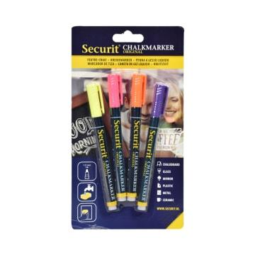 SECURIT SPIDOL CHALKMARKER 12MM 4 PCS_1