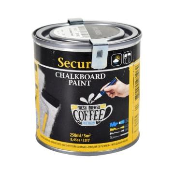SECURIT CAT CHALKBOARD 250 ML - HITAM_1