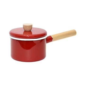 COOKING COLOR SATOMI PANCI SAUCEPAN 14 CM - MERAH_1