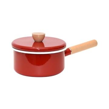 COOKING COLOR SATOMI PANCI SAUCEPAN 18 CM - MERAH_1