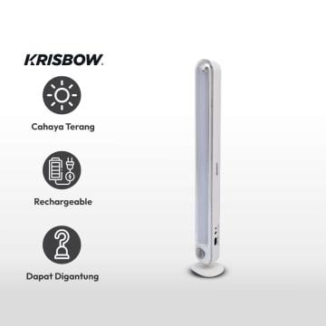 KRISBOW LAMPU DARURAT LED 23 W KN-8346LA - PUTIH_3