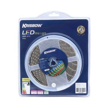 KRISBOW LAMPU LED STRIP 12V 5MTR 24W_1