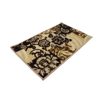 ARTHOME KESET PINTU COLLAGE 50X80 CM - COKELAT_3