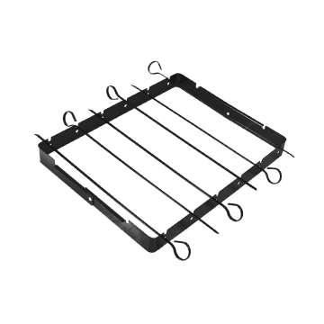 CELCIO & CO KEBAB RACK WITH SKEWERS_1