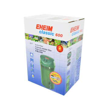 EHEIM FILTER EKSTERNAL CLASSIC 600_5