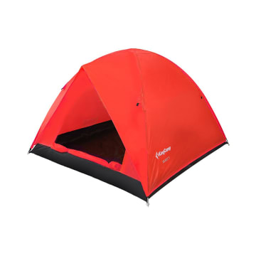 KING CAMP TENDA DOME FAMILY III 3 ORANG - MERAH_1