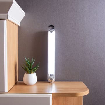 LAMPU DARURAT LED 15W KN-8332LA - PUTIH_3