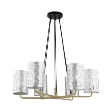 GILMORE LAMPU GANTUNG HIAS 6L_1