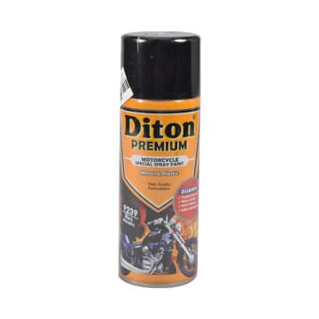 DITON CAT SEMPROT MOTOR PREMIUM 400 CC - HITAM METALIK_1