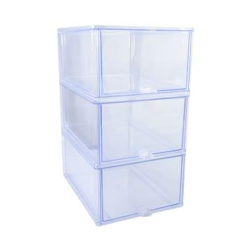 BOXBOX KOTAK SEPATU 3 TINGKAT 36X27.5X51 CM_2