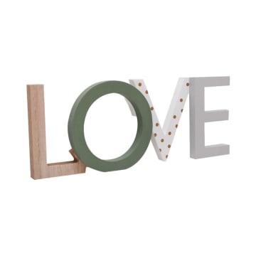HIASAN DINDING LOVE H39 32X12.5X3 CM_2