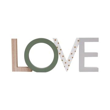 HIASAN DINDING LOVE H39 32X12.5X3 CM_1