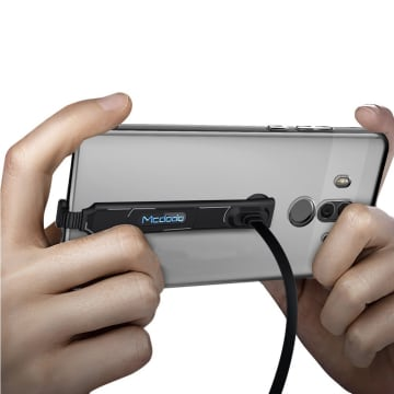 MCDODO KABEL GAMING USB TO USB TYPE C 2 M - HITAM_2