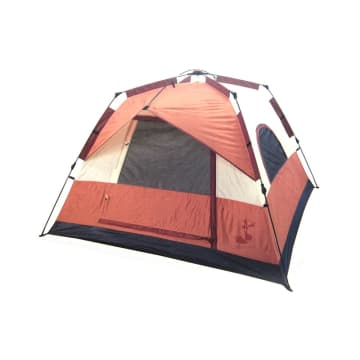 TENDA DOME AUTOMATIC 4 ORANG - ORANYE_1