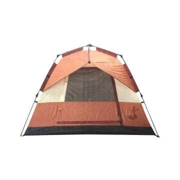 TENDA DOME AUTOMATIC 4 ORANG - ORANYE_2