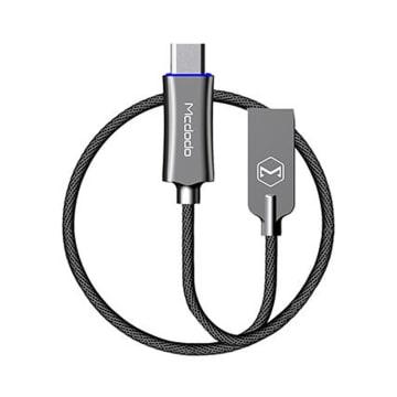 MCDODO KABEL USB TO USB TYPE C AUTO POWER OFF 1 M - ABU-ABU_1