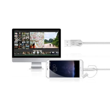 MCDODO KABEL DATA USB C 3IN1 DATA AND CHARGE 1 M_4