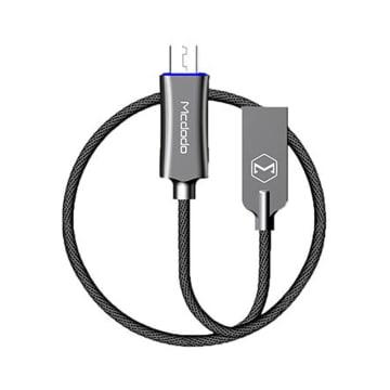 MCDODO KABEL USB TO MICRO USB AUTO POWER OFF 1 M - ABU-ABU_1