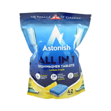 ASTONISH ALL IN 1 TABLET PEMBERSIH 42 PCS - LEMON_1